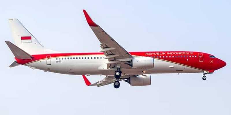 Geger Pesawat Kepresidenan Ganti Warna, Andi Arief: Entah Maksudnya Apa