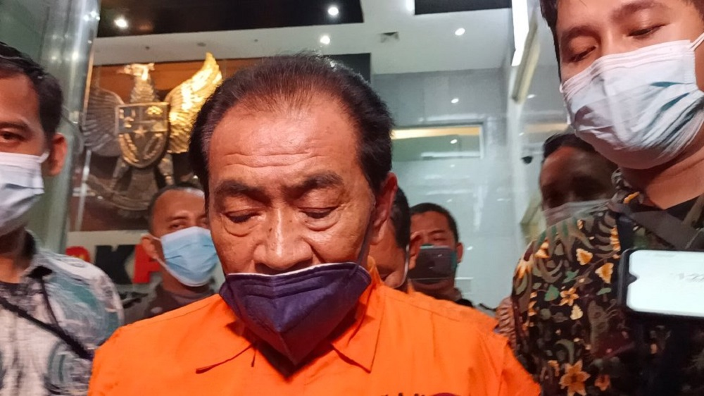 KPK Sebut Punya Bukti Kuat Budhi Sarwono Terima Fee Rp 2,1 Miliar