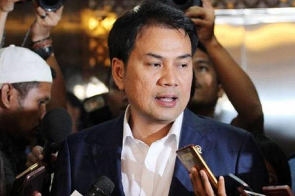 'Tetapkan Segera Azis Syamsuddin Sebagai Tersangka'