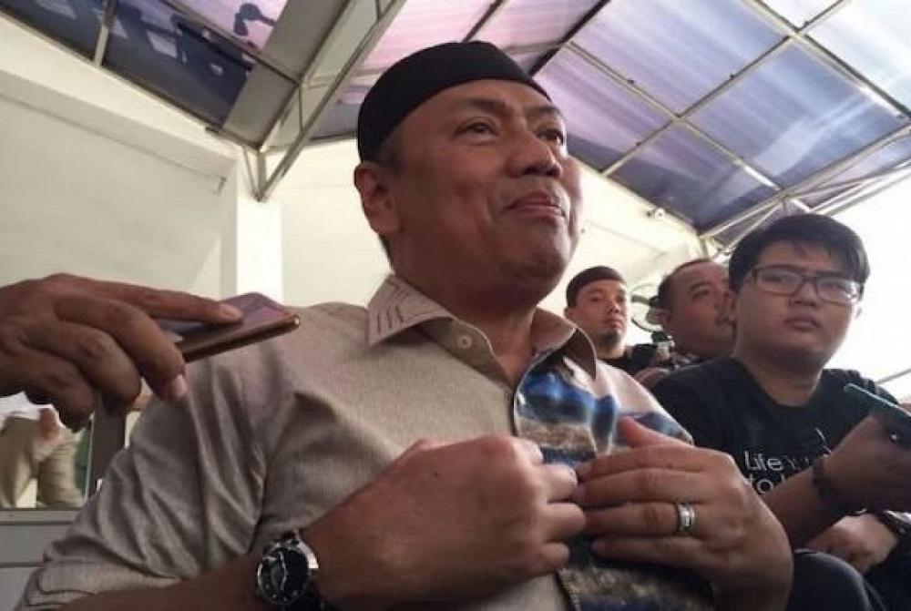 Kapitra Ampera: Kekuatan Politik Apa yang Dimiliki Habib Rizieq?