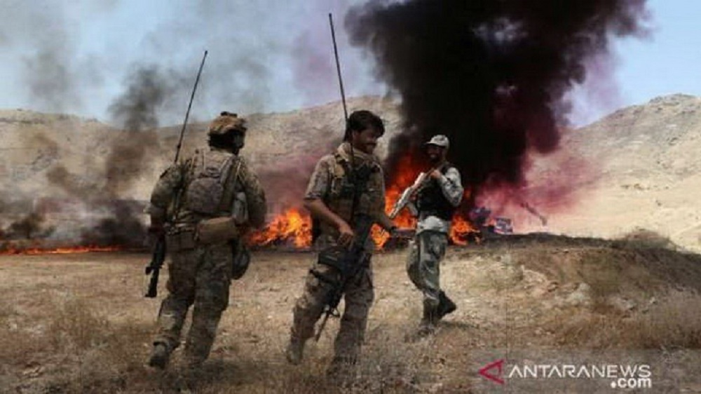 Memanas! Amerika Serikat Ungkapkan Afghanistan Menuju Perang Sipil