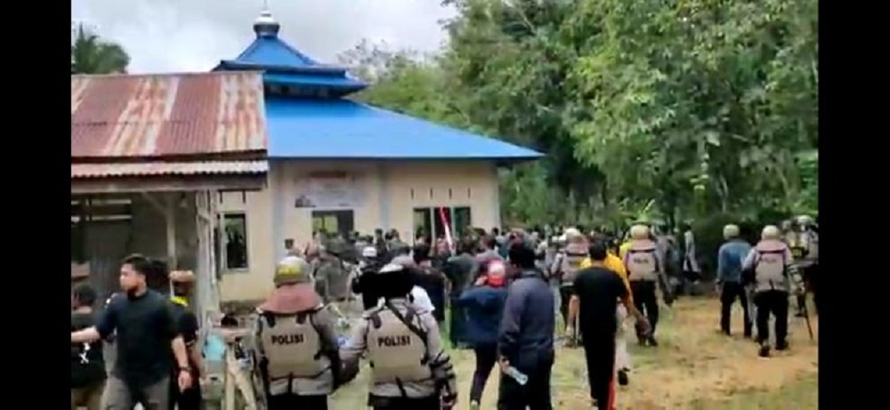 Masjid Ahmadiyah Dibakar, Komisi III DPR Minta Polisi Buru Pelakunya