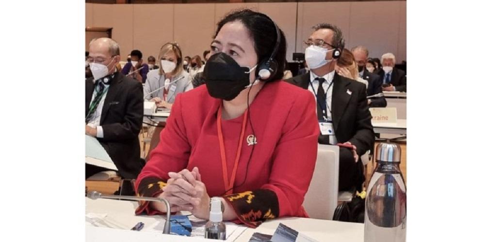 Di Hadapan Ketua Parlemen Austria dan Vietnam, Puan Maharani Ulas Penanganan Covid-19 Indonesia