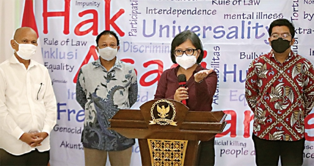 Firli Cs Diminta Tak Berlindung Dibalik Putusan MK Soal Polemik TWK