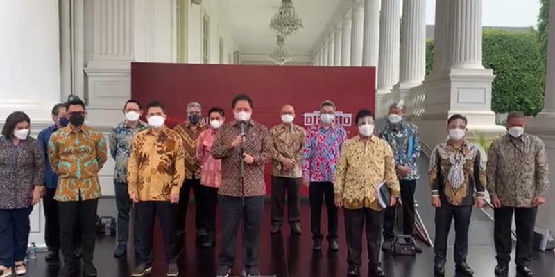 Kata Airlangga, Presiden Jokowi akan Tetap Lanjutkan Pembangunan Ibukota Baru