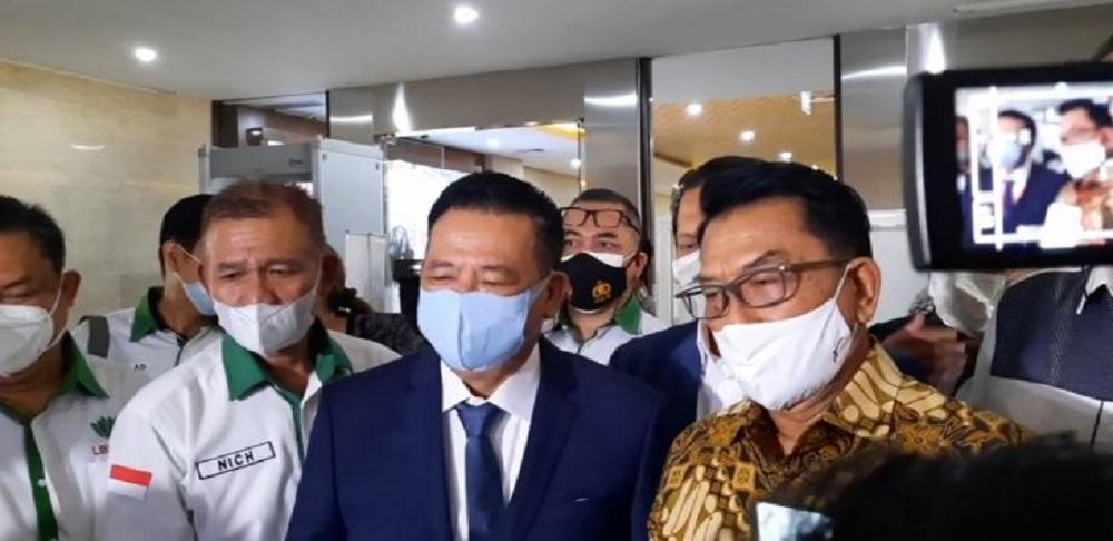 Dilaporkan ke Bareskrim, ICW Borong Sejumlah Pengacara Hadapi Moeldoko