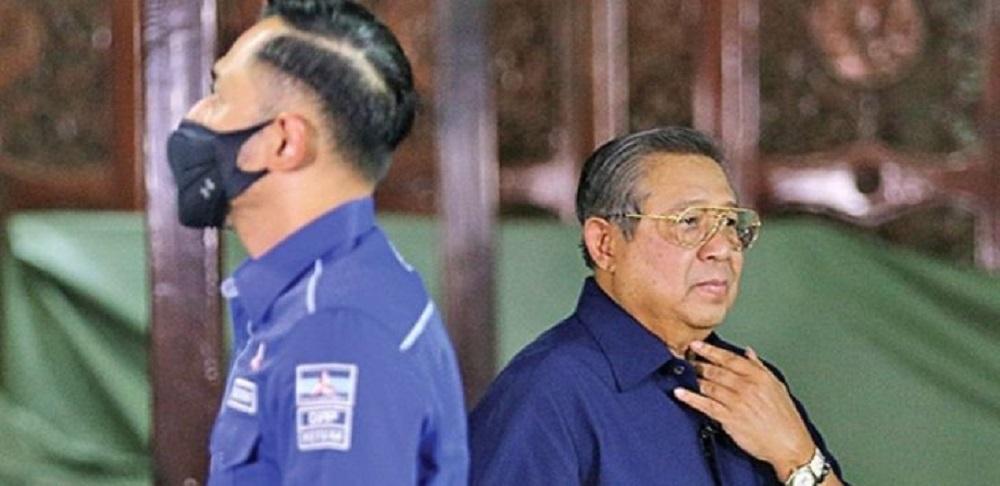 Ketum AHY Salut Dengan Loyalitas dan Militansi Iti Jayabaya yang Ikut Bubarkan HUT Kubu Moeldoko