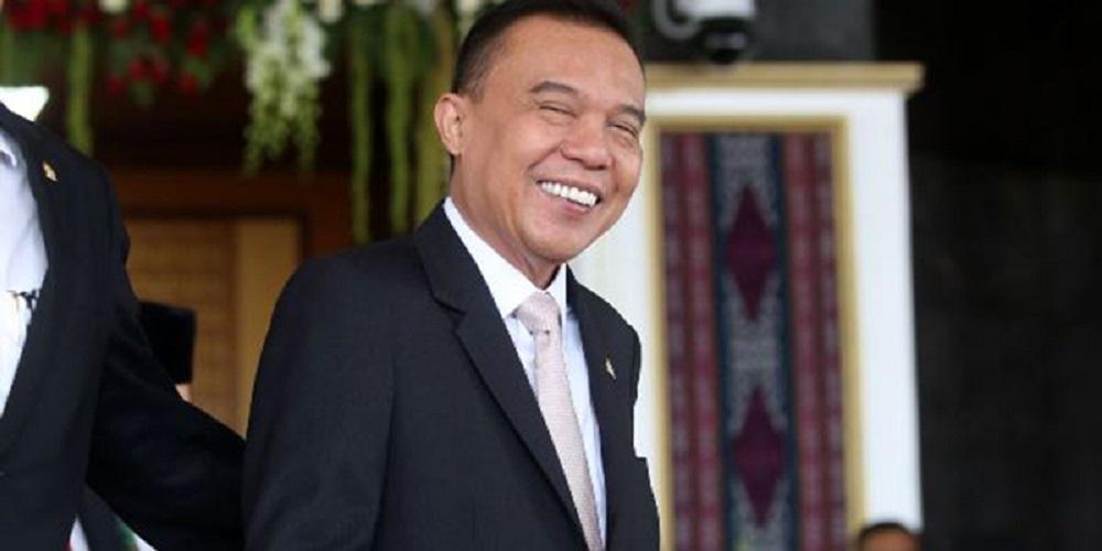 Sufmi Dasco Ahmad