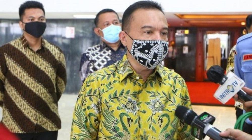 Sufmi Dasco Ahmad Layak Gantikan Mahfud MD Jadi Menko Polhukam, Mungkinkan Mahfud Diganti Jokowi?