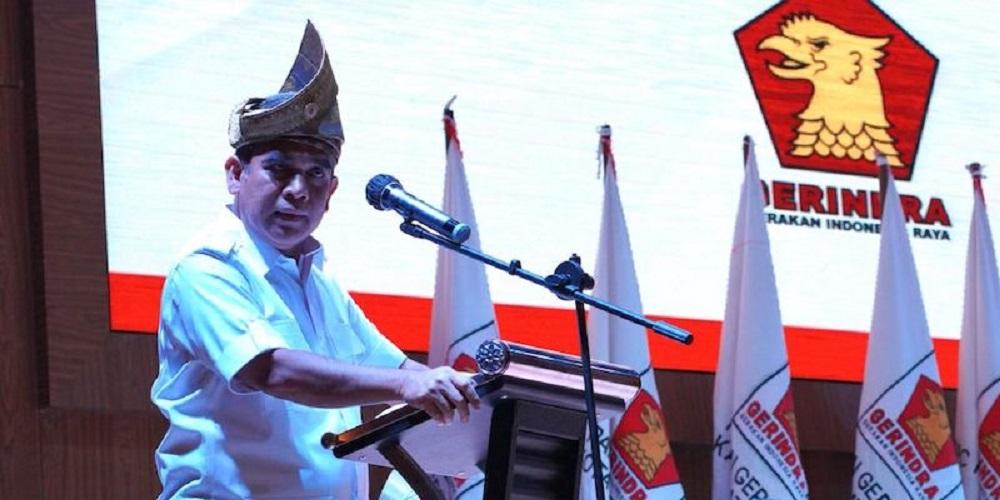 Instruksi Prabowo, Kader Gerindra Wajib Jadi Pendekar NKRI