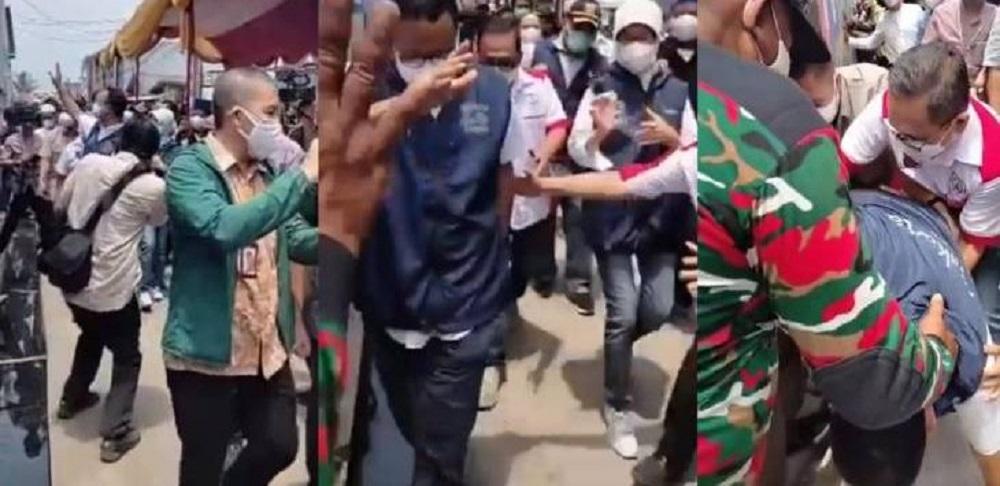 Anies Kecemplung Got Dibandingkan Jokwi Masuk Selokan, Ruhut Sitompul Tertawa
