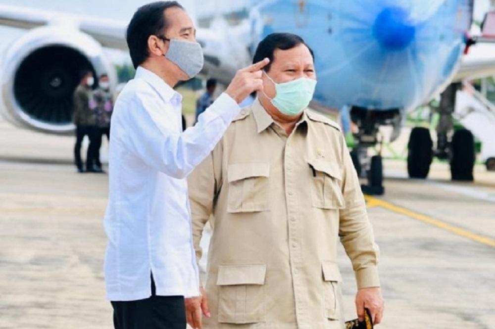 Prabowo Dinilai Dapat Pemilih Baru dari Pendukung Jokowi