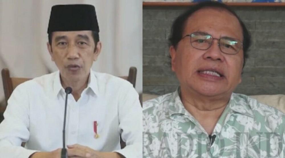 Geram ke Rizal Ramli soal Jokowi, Ngabalin: Tunggu Waktunya karena sudah Bau Tanah