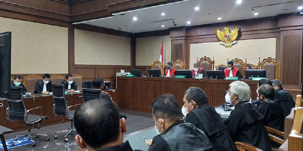 Fakta Persidangan, Aziz Syamsuddin Diduga Suap Robin Pattuju agar Kasusnya di Lampung Tengah Dihentikan KPK