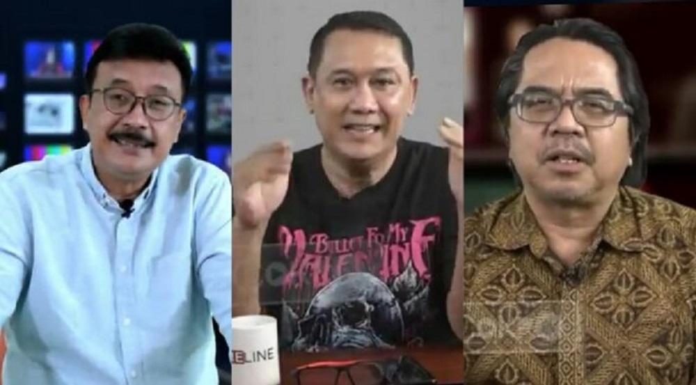 Sindir Denny Siregar dkk, Politisi Demokrat: Gayanya Meyakinkan untuk Membodohi Followers-nya