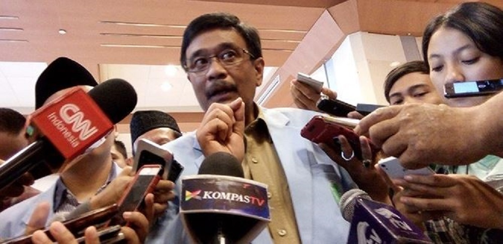 Djarot PDIP Heran kok Bisa Presiden 3 Periode, Ada yang Akrobat Bikin Gorengan Gosong