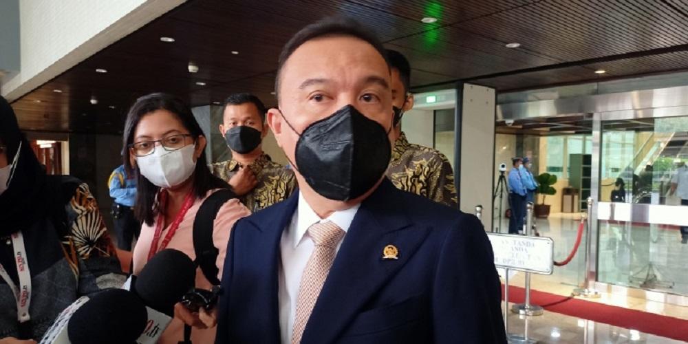 Ditanya Kondisi Azis Syamsuddin, Sufmi Dasco: Saya Belum Dengar