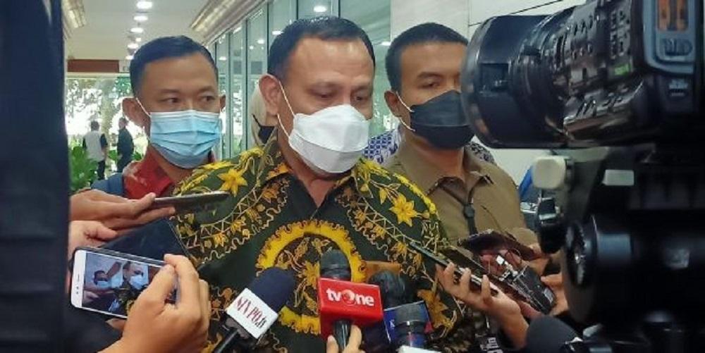 Pegawai Tak Lolos TWK Dikirim ke BUMN, Ketua KPK: Kita Gak Menawarkan Tapi Menampung Keinginan Kalau Ada