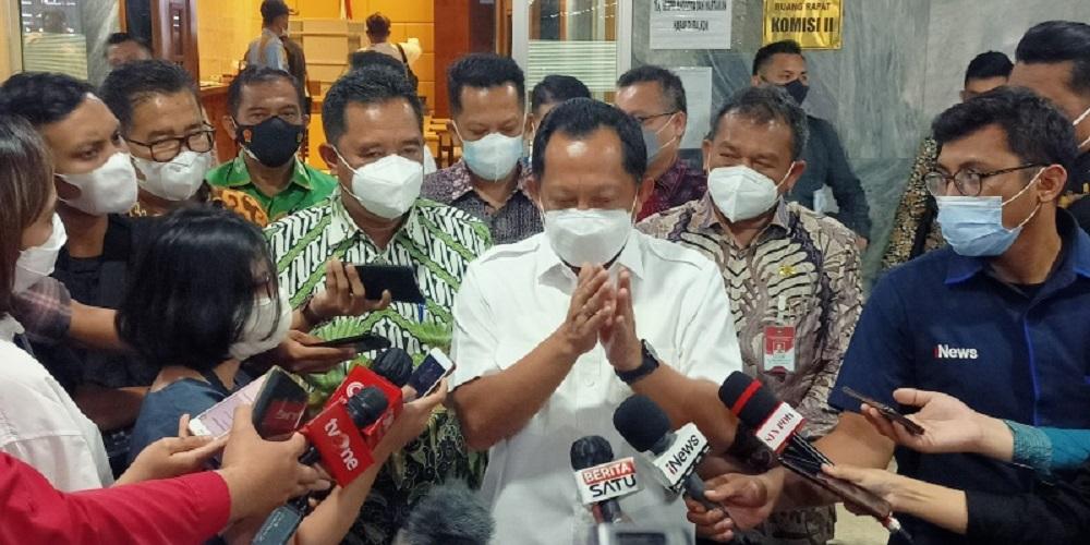 Tito Karnavian Minta KPU Tinjau Ulang Anggaran Rp 86 Triliun untuk Pemilu Serentak 2024