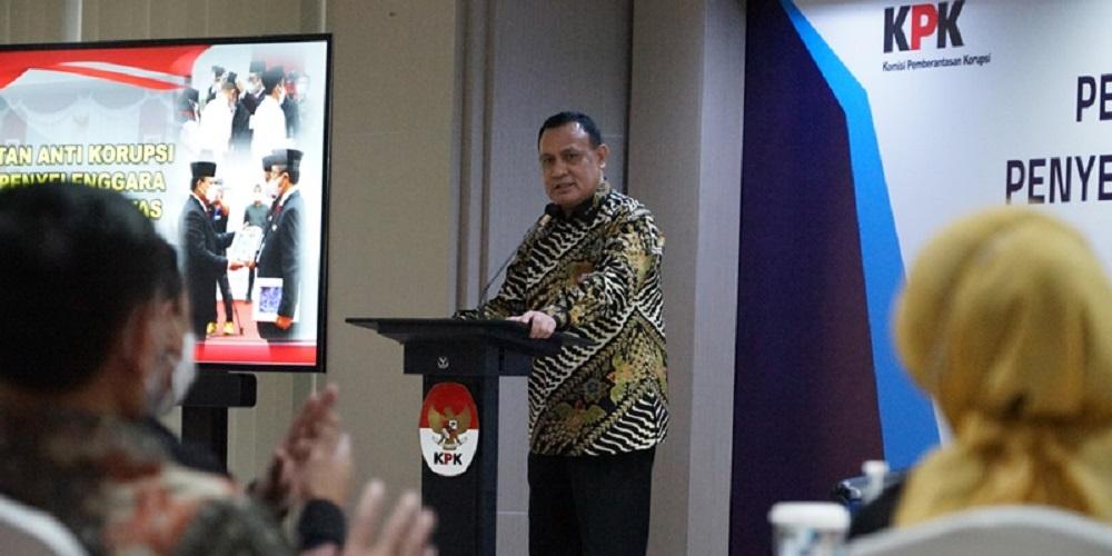 Setahun Amankan 10 Kepala Daerah, Saiful Anam: Kinerja Firli Bahuri Dkk Patahkan Isu Pelemahan KPK