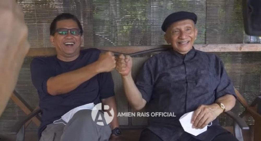 Bela Rocky Gerung, Amien Rais Tuding PT Sentul City Sangat Tidak Pancasilais