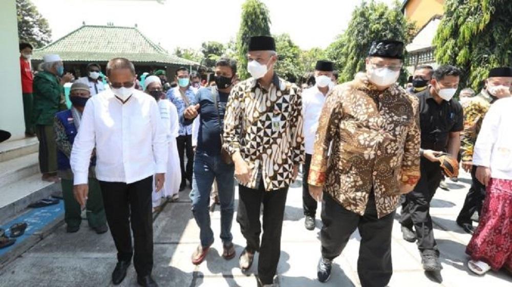 Wacana Duet Airlangga-Ganjar, Ketua Golkar Jatim Sebut Bisa Bikin Indonesia Makin Sejuk