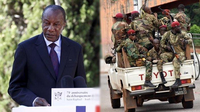 Kudeta di Guinea