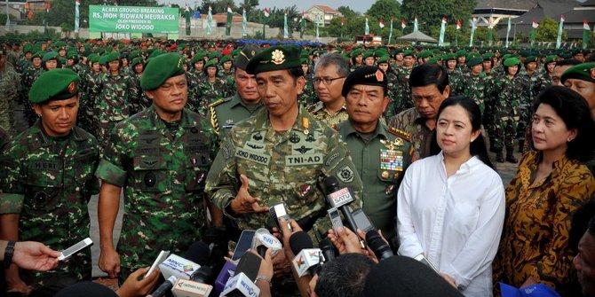 Sengit! Jokowi Hati-hati Pilih Panglima, Api Cemburu Bisa Rasuki Tubuh TNI