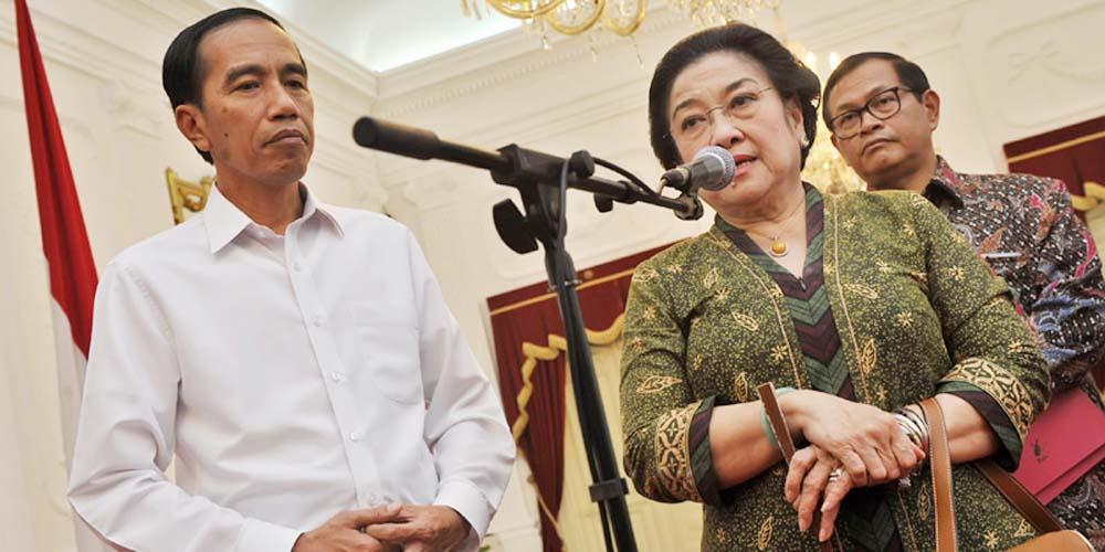 Jokowi Tak Bernyali buat Ambil Alih PDI Perjuangan