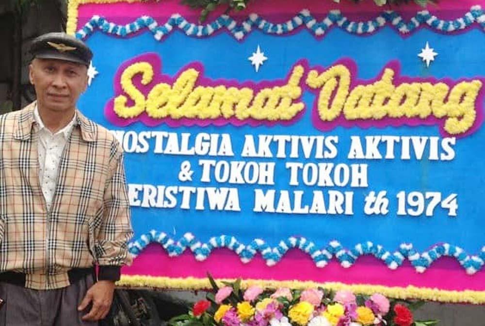 Aktivis Malari 74: Publik tak Percaya Jokowi Menolak Perpanjangan Jabatan Presiden