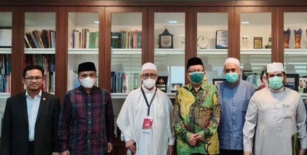 Para Habib Temui Pimpinan MPR di Senayan, Sampaikan Ketidakadilan Hukum Marak Akhir-akhir Ini