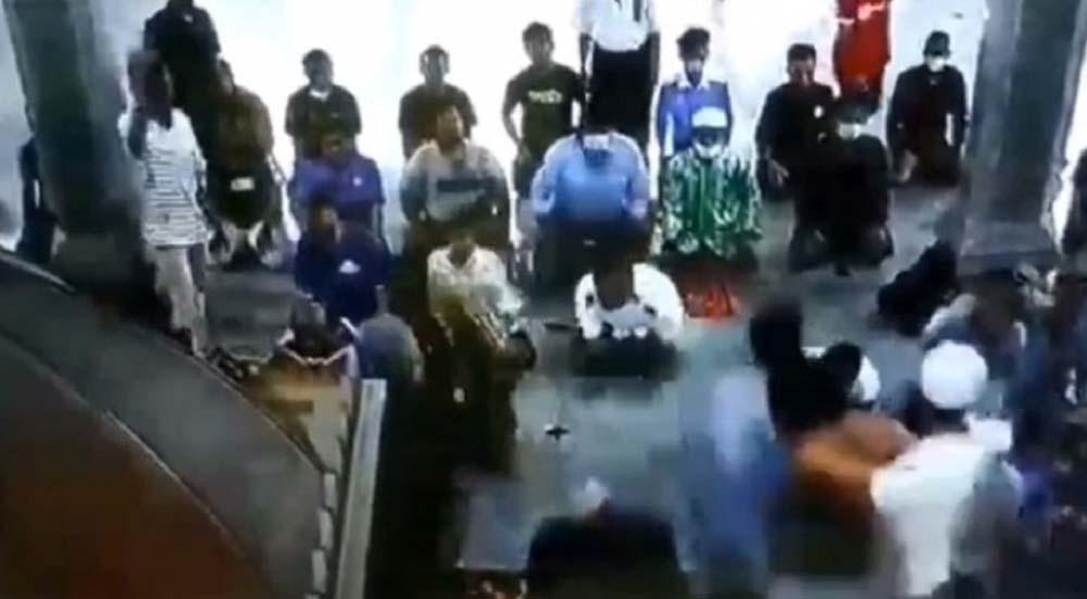 Imam Masjid di Cilegon Diserang Seseorang