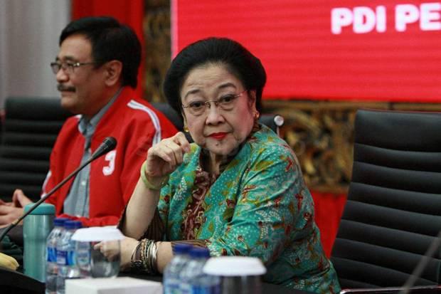 Beredar Kabar Megawati Masuk ICU, Wasekjen PDIP: Doakan saja Beliau Sehat Selalu