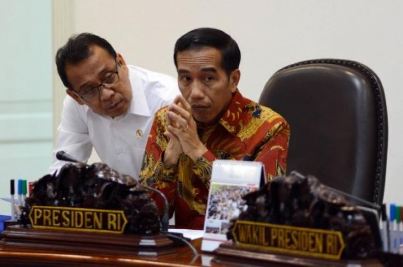 Jokowi & Pratikno