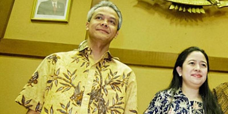 Pengamat: Puan Maharani dan Ganjar Pranowo Seimbang dalam Prestasi, Sama-sama minim