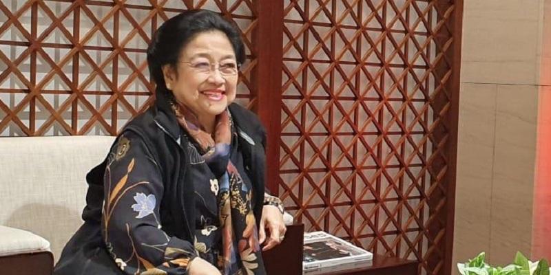 Megawati: Hasto Datang ke Saya Sampai Nangis-nangis