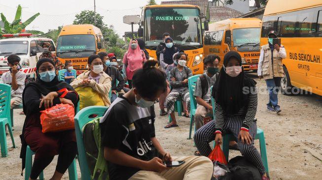 Update COVID-19 Jakarta 11 September: Positif 268, Sembuh 389, Meninggal 20