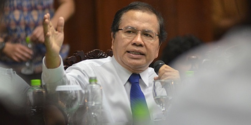 Rizal Ramli: Di Negara Panggung, Elite Manipulatif Cukup Bermain di Panggung Tanpa Perlu Perbaiki Kehidupan Rakyat