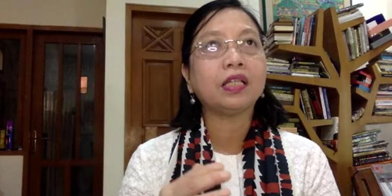 Wartawan Senior ke Jokowi: Penangkapan Mahasiswa Pembawa Poster Perintah Bapak?