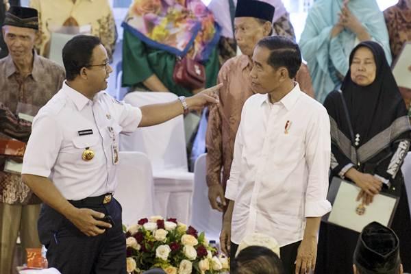 Anies Dan Jokowi