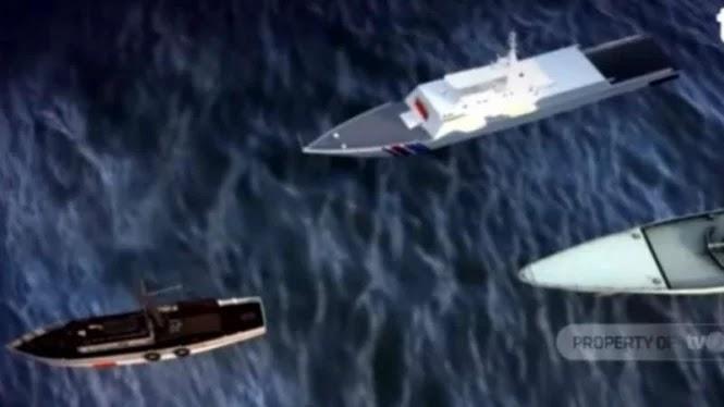 Kapal China Terus Masuki Natuna, Pemerintah Diminta Tegas