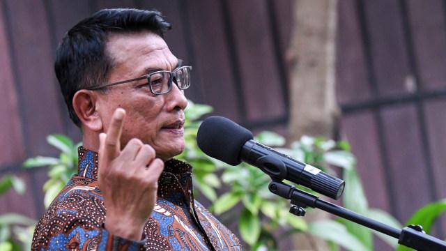 Moeldoko Sambangi Pesantren Lirboyo: Paham Radikal Sudah Menyusup ke Pendidikan