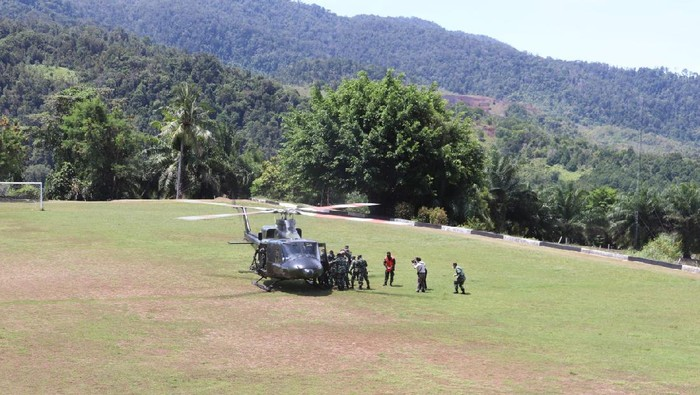 Keji Ulah KKB di Pegunungan Bintang Kembali Makan Korban Prajurit TNI