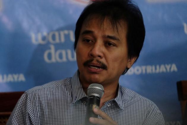 Merasa Difitnah, Roy Suryo Tutup Pintu Damai buat Ferdinand Hutahaean