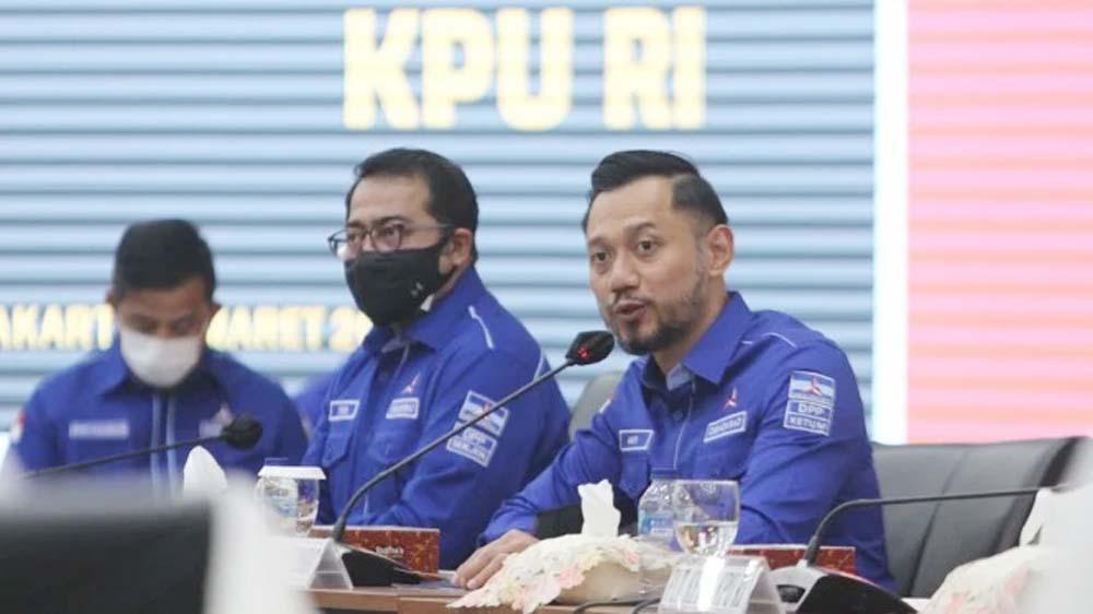Moeldoko Cs Gandeng Yusril, PD: Cari Pembenaran Legalkan Begal Politik
