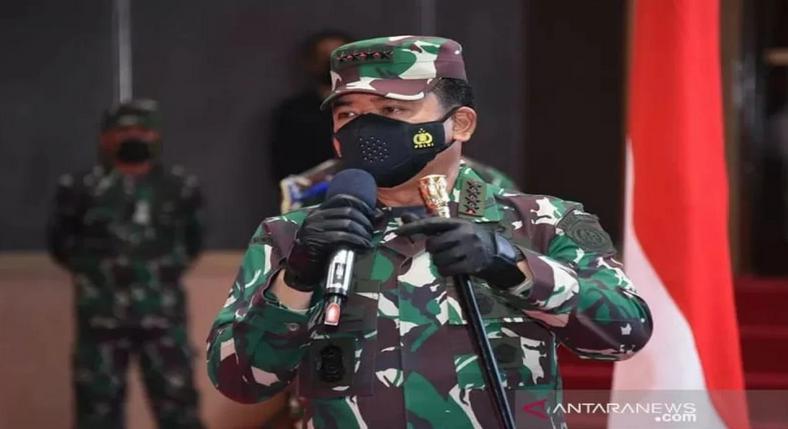 Bursa Calon Panglima TNI, Jenderal Bintang 3 Masuk Radar Jokowi?