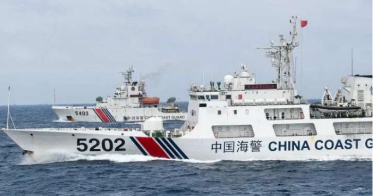 Bakamla Ungkap Manuver Coast Guard China di Natuna Ancam Kedaulatan